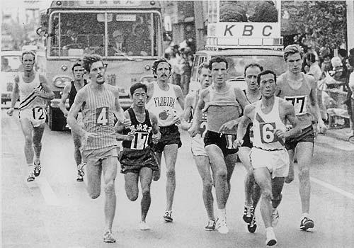 第25回 福岡国際マラソン